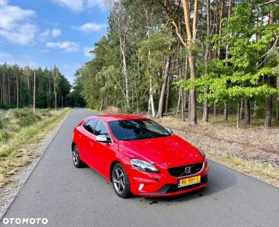 Volvo V40 R Design/D4 190KM/Navi/Alcantara/ASO/LED/Klima/113Tkm/Sprawdź/