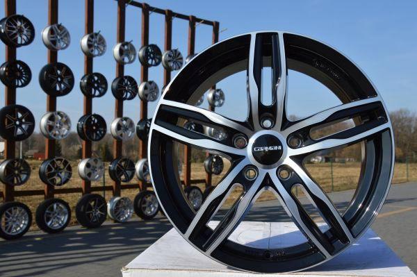 """""""RSCAR"""" - Felgi Carmani 17"""" 5x114,3 NOWE!Hyundai, Honda, Mazda, Suzuki"""