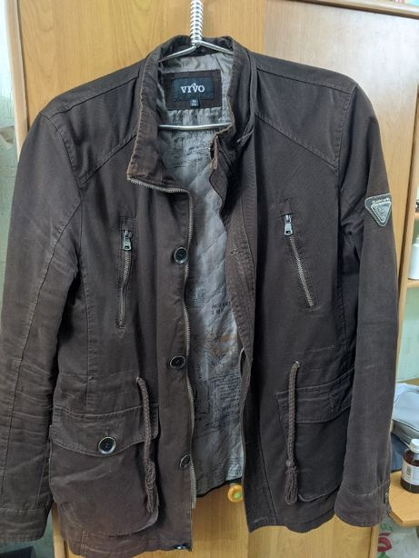 Куртка парка демисезонная Vivo