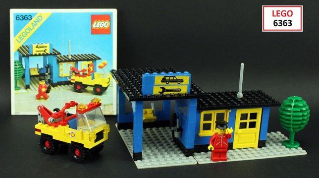 LEGO City Classic (7 Sets): 6363; 6622; 6649; 6629; 6698; 675; 6686