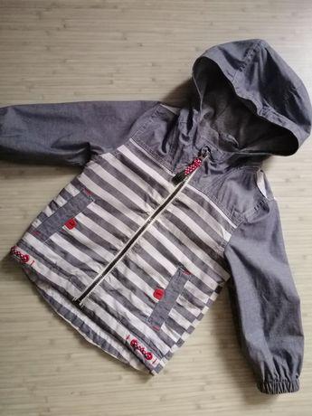 Классная куртка ветровка 2-3 г