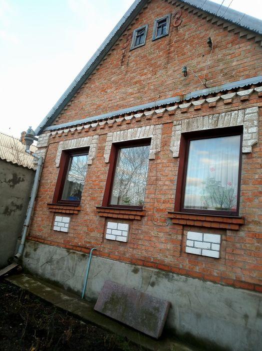 Дом капитальный кирпичный. Шевченковский, в районе 308 магазина Запорожье - изображение 1