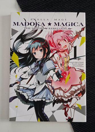 Manga Pauella Magi, Madoka Magica- The movie, rebellion