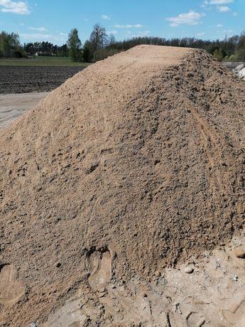 Zwir piasek ziemia Kamien tluczen