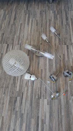 Lampy sufitowe używane super stan