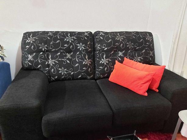 Sofá de sala de 2 lugares