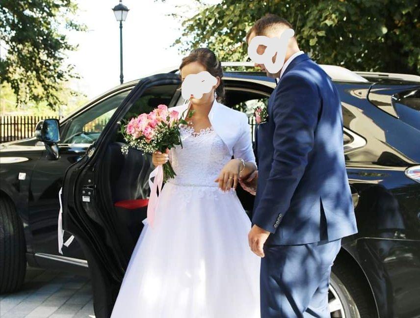 Suknia ślubna rozmiar 38 Raszków - image 1