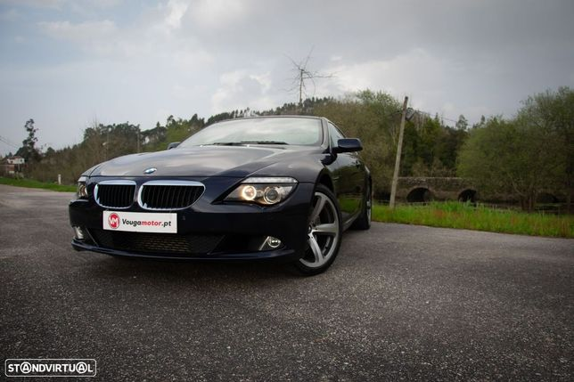 BMW 635 D PACK M