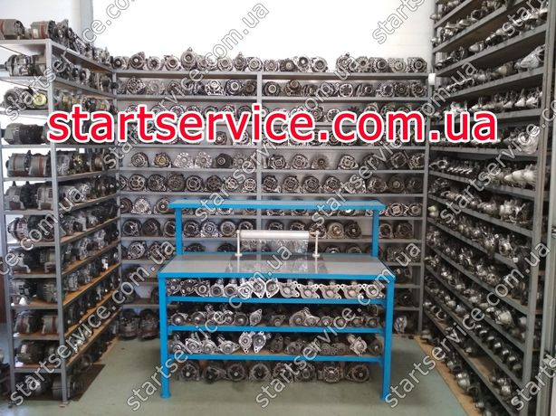 Стартер-генератор peugeot boxer biper 206 307 605 боксер 207 107 308