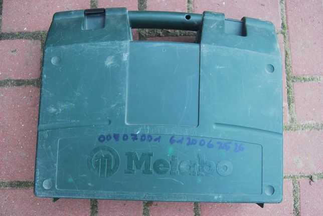 Stara walizka Metabo
