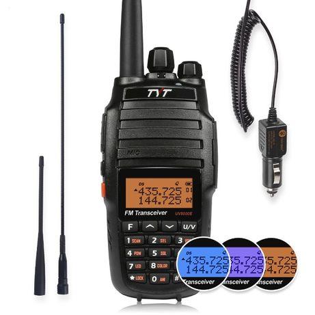 Radio Walkie Talkie TYT TH-UV8000E 10W p/entrega imediata
