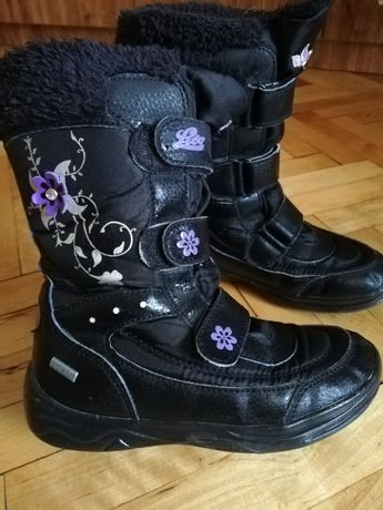 Осінньо- зимові чобітки