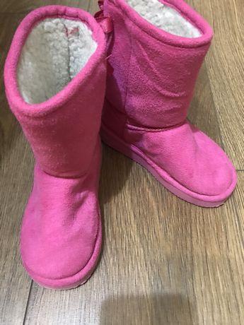 Угги ботинки сапожки зима