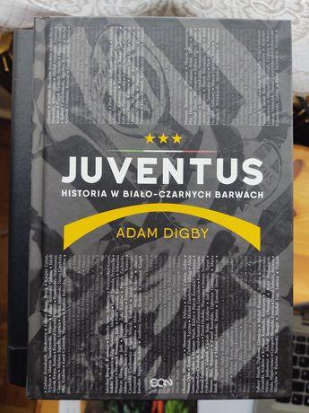 Juventus - historia , adam digby, książka