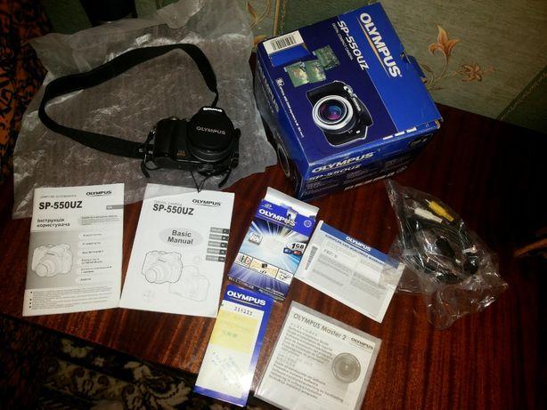 фотоаппарат OLYMPUS-SP-550 UZ