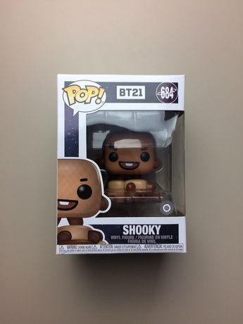 BT21 Shooky Funko pop od  BTS nowa!okazja!
