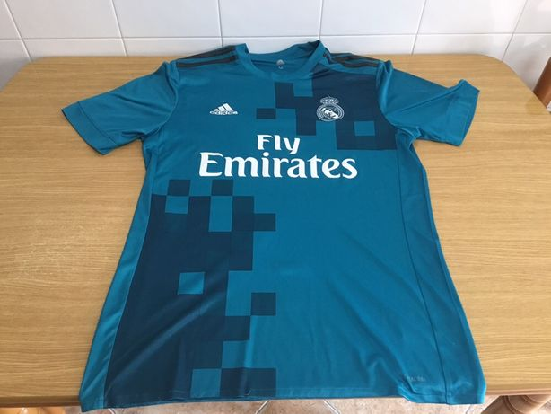 Camisa oficial Real Madrid