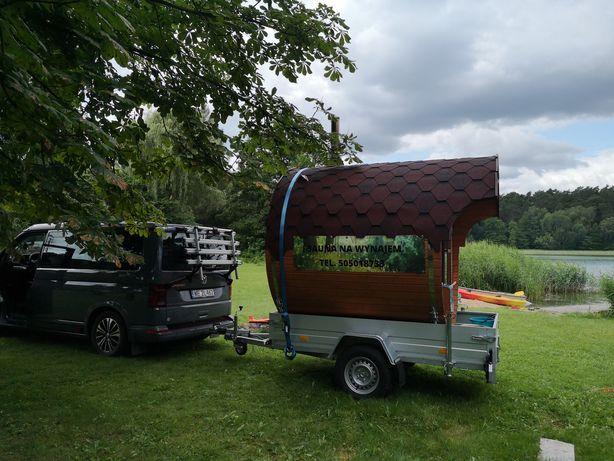 Sauna Mobilna    WYNAJEM   Mazury dojazd do klienta do 30 km gratis