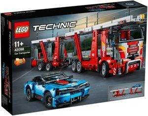 Конструктор LEGO Technic (42098) Autotransporter