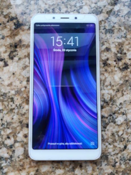Smartfon Xiaomi Redmi 6 4/64 GB - doskonały stan