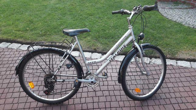 Elegancki rower damski 26