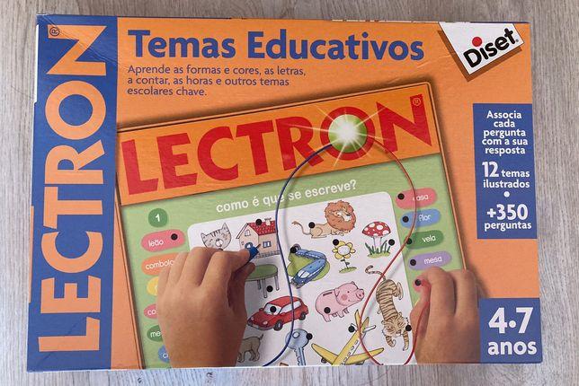 Electron-  jogo educativo - Diset