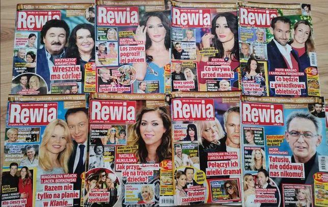 Czasopismo Rewia 2016