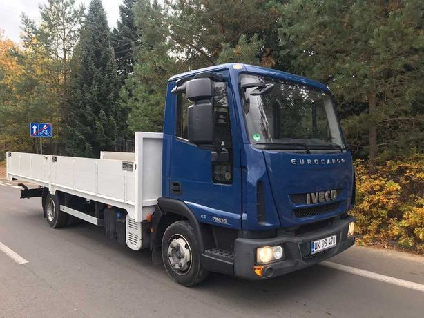 Sprzedam Iveco Eurocargo świeżo sprowadzony 250 000km