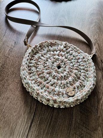 Torebka round bag