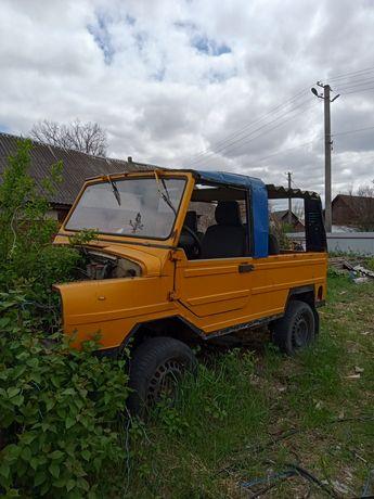 ЛуАЗ-969м 1983р...