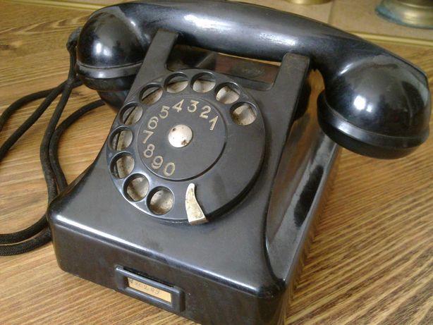 RWT CB-49 telefon z lat 50-tych ANTYK