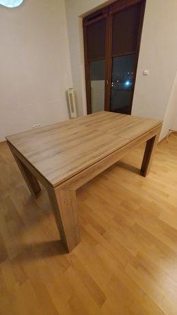 Stół rozkładany obiadowy 120 na 80