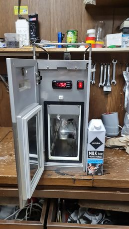 Холодильник для молока Franke