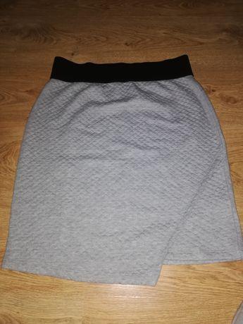 Spódnica damska pikowana