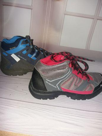 Quechua decathlon ботинки