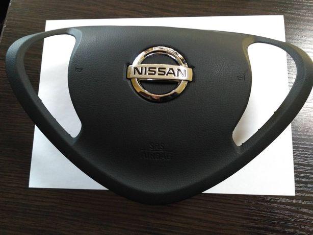 Крышка, накладка руля nissan leaf