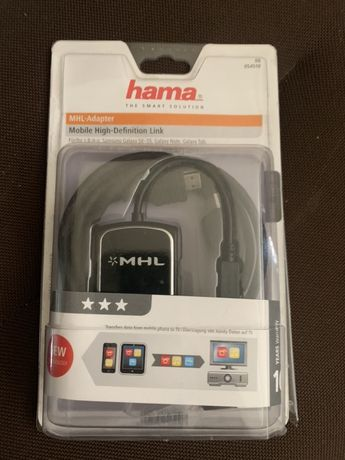 Adaptador HAMA p/ Android/TV