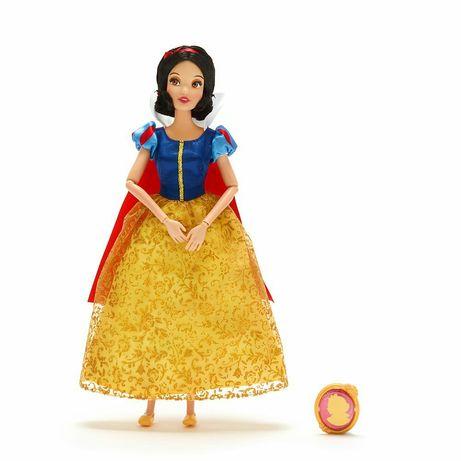 Классическая кукла Белоснежка