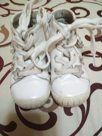 Шкіряні б/у ботинки