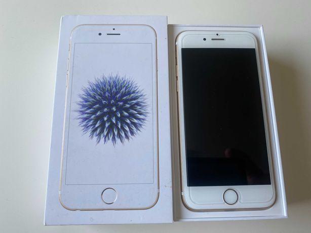 iPhone 6, złoty, 32 GB, używany, stan idealny
