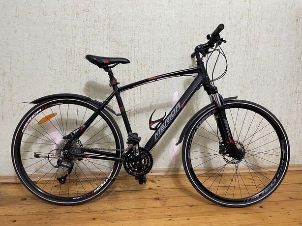 Велосипед Merida Crossway 40D 2018