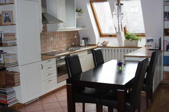 Przestronne, słoneczne mieszkanie blisko Centrum, ul. Kręta, 76 m2