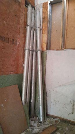 Алюминиевые столбы 323 см