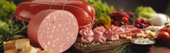 Итальянские колбасы, колбаса из кабана, оленины и трюфелем