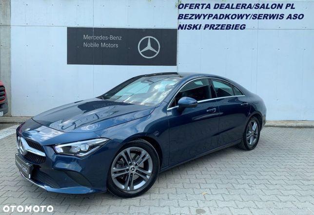 Mercedes-Benz CLA Oferta Dealera/SalonPolska/1Właściciel/Serwis ASO/Automat/VAT23