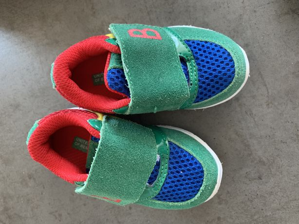 Benetton кроссовки 20