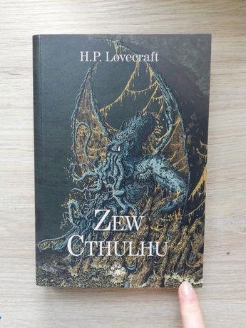 Książka zew cthulhu h. P. Lovecraft