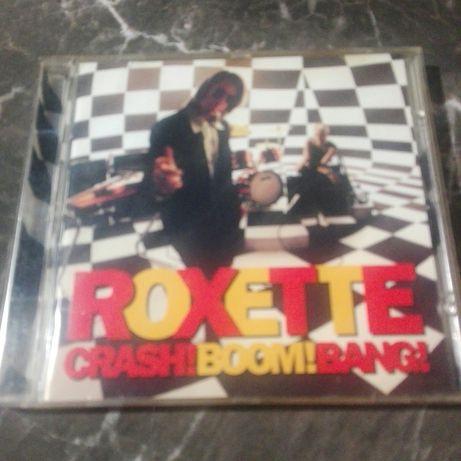 "Cd  Roxette ,,Crash"""