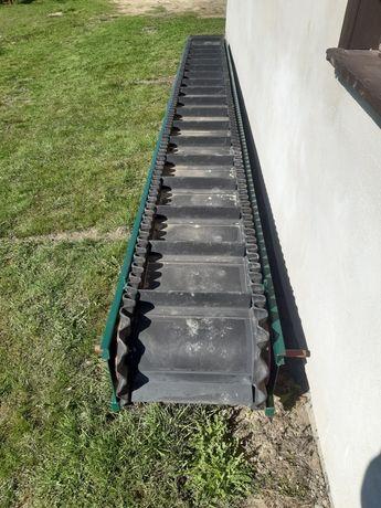 Taśmociąg  6m z kółkami