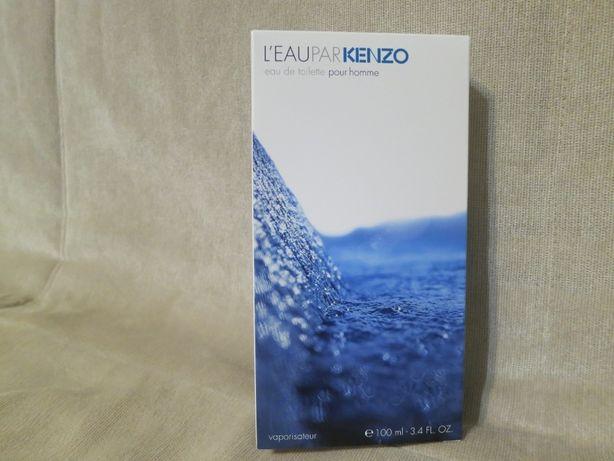 Оригинальная упаковка от Kenzo L'Eau Leau 100ml туалетная вода духи